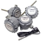 Obiektowe czujniki temperatury TB/TC, /TI, /TO (NTC10k) TREND