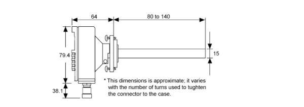 Czujniki CO² CD-Pxx-00-0 JOHNSON CONTROLS
