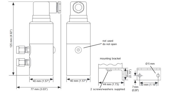 Przetwornik różnicy ciśnień cieczy z wyjściem prądowym DPIL TREND