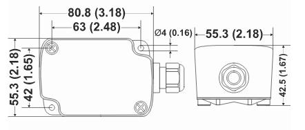 Opaskowy czujnik temperatury SF00 SF10 SF20 HONEYWELL
