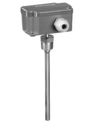 Zanurzeniowy czujnik temperatury VF10 i VF20 HONEYWELL