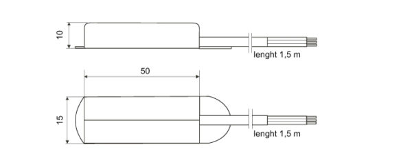 Dew point sensor HX-9000 JOHNSON CONTROLS