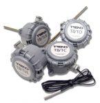 Obiektowe czujniki temperatury TB TC, TB TI oraz TB TO TREND