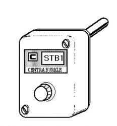 Zanurzeniowe termostaty STB1, STW1 i TWP1 HONEYWELL