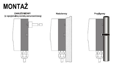 Przylgowy termostat bezpieczeństwa STB i STW HONEYWELL