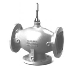 Zawór regulacyjny trójdrogowy V5015A PN6 DN100-150 HONEYWELL