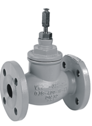 Zawór regulacyjny przelotowy V5016A PN16 DN15-150 HONEYWELL