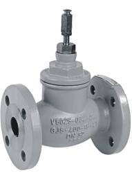 Zawór regulacyjny przelotowy V5025A PN25 DN15-150 HONEYWELL