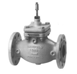 Zawór regulacyjny przelotowy V5049 PN40 DN15-100 HONEYWELL