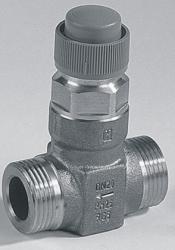 Zawór regulacyjny przelotowy V5825B (PN25, DN15-32) HONEYWELL