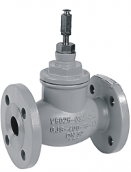 Zawór regulacyjny przelotowy V5025A HONEYWELL
