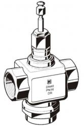 Zawór regulacyjny trójdrogowy V5013R HONEYWELL (PN16, DN15-50)
