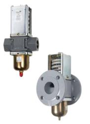Zawory wodne 2-drogowe bezpośredniego działania ciśnieniowe V46 PENN®
