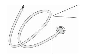 Kablowy czujnik temperatury wody KTF00, KTF20 HONEYWELL