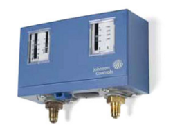 Presostat podwójny P736 JOHNSON CONTROLS