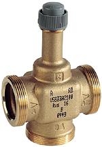 Three-way valve PN16, DN25-40, V5833A2 TREND