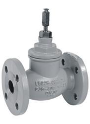 Zawór regulacyjny przelotowy V5025A PN25 DN15-150 TREND