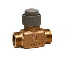 Zawór regulacyjny przelotowy V5832A (PN16, DN15-20) TREND
