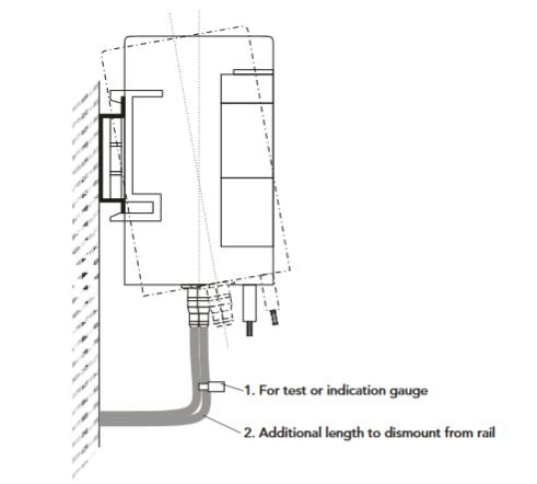 Przetwornik sygnału elektrycznego na pneumatyczny PN-VPC TREND