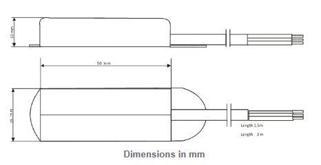 Czujnik temperatury punktu rosy HX-9100 JOHNSON CONTROLS
