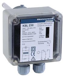 Sygnalizator przepływu powietrza, wersja compact KSL FEMA