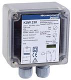 Elektroniczny sygnalizator przepływu powietrza/cieczy, wersja kompaktowa KSW FEMA
