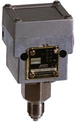 Maximum pressure limiter (FD) FEMA