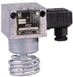 Termostat pomieszczeniowy do zastosowań przemysłowych TRM FEMA