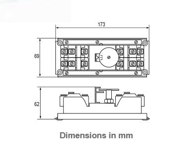 Termostaty trzy- lub czterostopniowe A36 PENN®