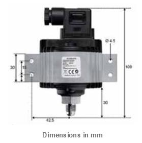 Regulator jednofazowy zdalnego montażu P215RM JOHNSON CONTROLS