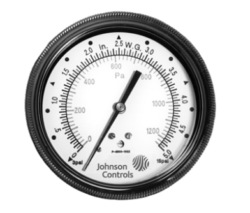 Pneumatyczny wskaźnik ciśnienia P-5500 JOHNSON CONTROLS