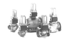 Zawory do siłowników elektryczno-pneumatycznych GH-5000 JOHNSON CONTROLS