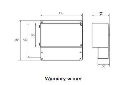 Sterownik 3-fazowy ciśnieniowy z pojedynczym/podwójnym wejściem P255 PENN®