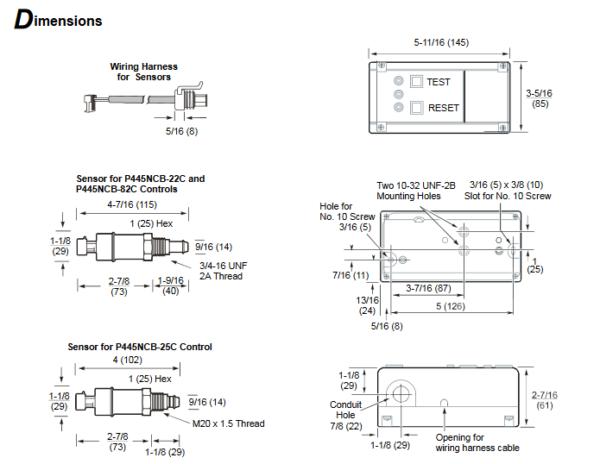 Elektroniczny kontroler oleju P445 PENN®