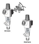 Filtr FK74CS  HONEYWELL Astra Automatyka