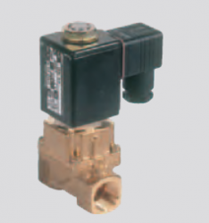 Solenoid valves for media up to 180 degree GK HONEYWELL / FEMA