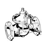 Zawor DH300 HONEYWELL Astra Automatyka