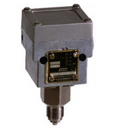 Maximum pressure limiter for liquid gas systems FD16 FEMA / Honeywell