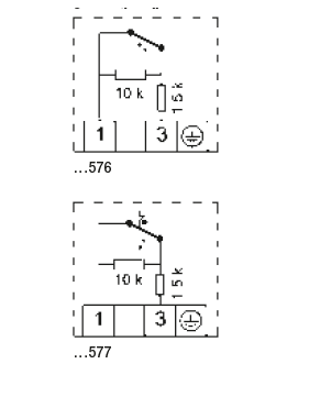 Presostat ciśnienia do gorącej wody i pary wodnej DWAM-577 HONEYWELL