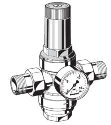 Regulator ciśnienia - wersja wysokociśnieniowa D06FH HONEYWELL
