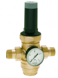 Regulator ciśnienia - wersja niskociśnieniowa D06FN HONEYWELL Braukmann