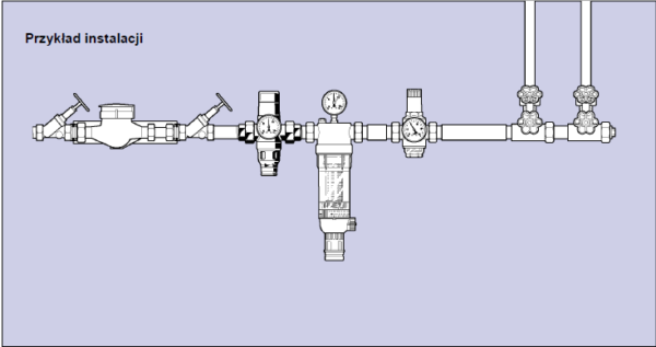 Rozłącznik bezpośredniego działania GA-R295 HONEYWELL Braukmann