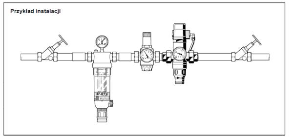 Rozłącznik hydraulicznego działania GB-R295H HONEYWELL Braukmann