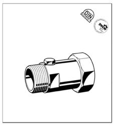 Zawór zwrotny antyskażeniowy EA-RV277 HONEYWELL