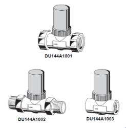 Różnicowy zawór upustowy DU144 HONEYWELL