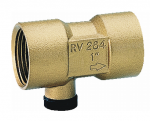Zawory zwrotne RV284 Honeywell Braukmann Astra Automatyka