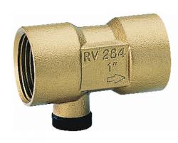 Zawór zwrotny antyskażeniowy EA-RV284 HONEYWELL Braukmann