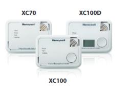 Detektor tlenku węgla CO (czadu) XC HONEYWELL