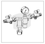 Zespol napelniajacy NK295 HONEYWELL Astra Automatyka