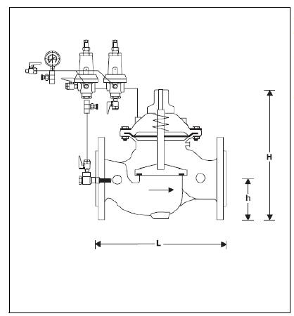 Zawór przeciwuderzeniowy PC300 HONEYWELL